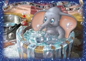 Ravensburger Disney Dumbo Puzzle 1000pc