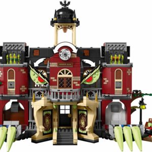 LEGO Hidden Side™ 70425 Newbury Haunted High School