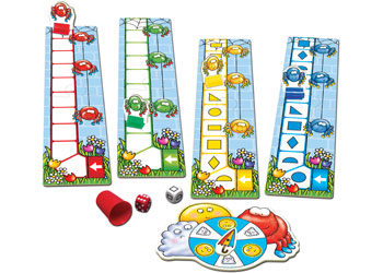 Orchard Toys Insey Winsey Spider Game