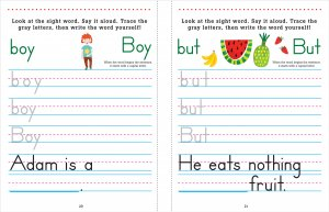 Trace & Learn Sight Words