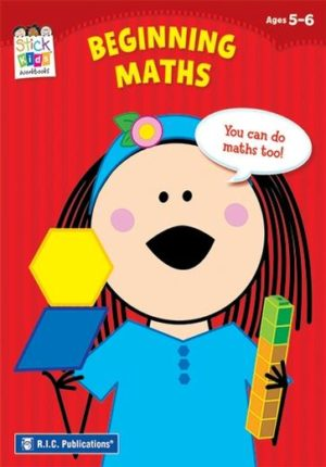Stick Kids Beginning Maths Red Book