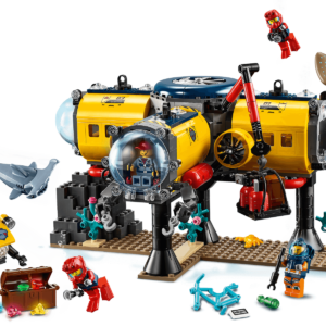 LEGO City 60265 Ocean Exploration Base
