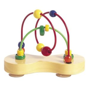 Hape Bubble Double Maze