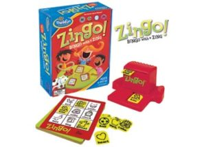 ThinkFun Zingo! Game