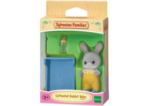 SF 5064 Cottontail Rabbit Baby