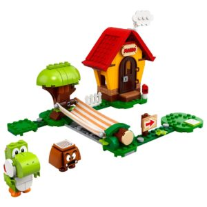 LEGO Super Mario 71367 Mario's House & Yoshi Expansion Set