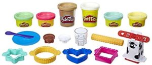 Play-Doh Milk 'n Cookies Set 224g