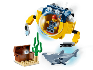 LEGO City 60263 Ocean Mini-Submarine