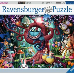 Ravensburger Most Everyone is Mad Puzzle 1000pc