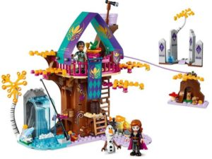 LEGO Disney Frozen 41164 Enchanted Treehouse V29
