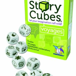 Rory's Story Cubes Voyages Stories