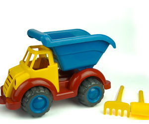 Viking Toys Super Mighty Tipper Truck