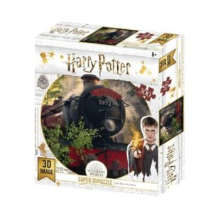 Hogwarts Express Harry Potter 3D Prime Puzzle 300pc