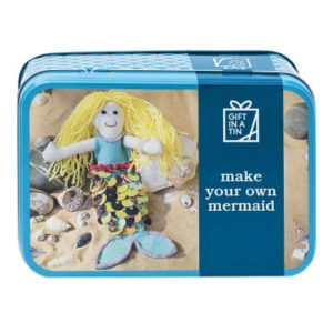 Apples to Pears Make Your Own Mermaid in a Tin