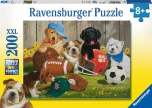Ravensburger Let's Play Ball Puzzle 200 Pc