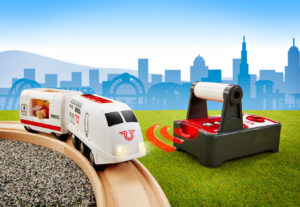Brio 33510 Remote Control Travel Train