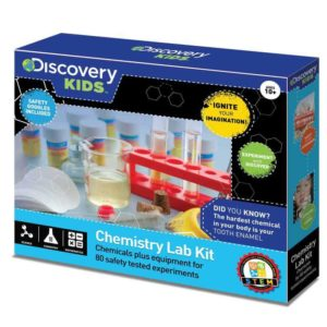 Discovery Kids Chemistry Lab Kit