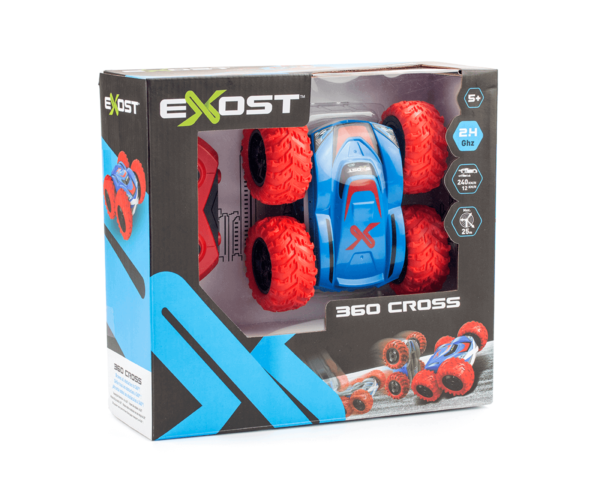 Exost 360 Cross II Assorted Colours* (1:18 Scale)
