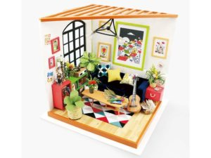DIY Locus' Sitting Room Miniature House