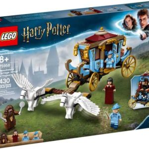 LEGO Harry Potter 75958 Beauxbatons' Carriage: Arrival at Hogwarts