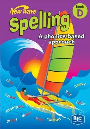 New Wave Spelling Book D