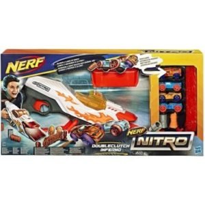 Nerf Nitro Double Clutch Inferno