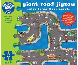 Orchard Toys Giant Road Puzzle