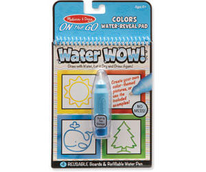 M&D Water Wow! Colors & Shapes