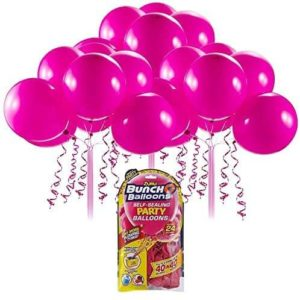 Bunch O Balloons Self Sealing Party Balloons Pink