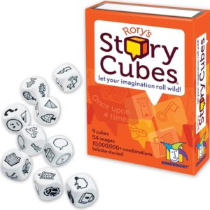 Rory's Story Cubes Original Stories