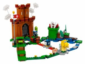 LEGO Super Mario 71362 Guarded Fortress Expansion Set