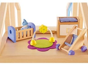 Hape Baby Room All Seasons Dollhouse
