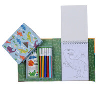 Dinosaurs Colouring Set Tiger Tribe