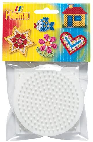 Hama Peg Small Board Pack Of Three