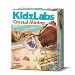 Kidz Labs Crystal Mining Kit