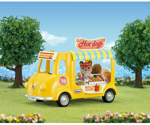 SF 5240 Hot Dog Van