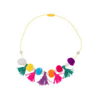 Tassels and Pom Poms Tiger Tribe Jewellery Design Kit