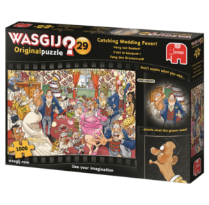 Wasgij? Original 29 Catching Wedding Fever Puzzle