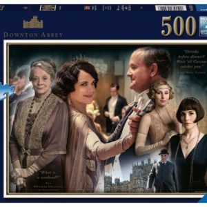 Ravensburger Downtown Abbey Puzzle 500pc