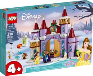 LEGO Disney 43180 Belle's Winter Celebration