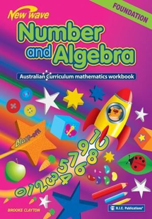 New Wave Number and Algebra Foundation