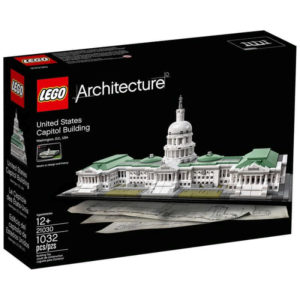 LEGO Architecture 21030 United States Capitol Building V29