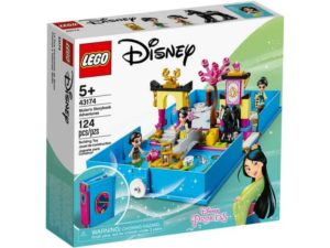LEGO Disney 43174 Mulan's Storybook Adventures