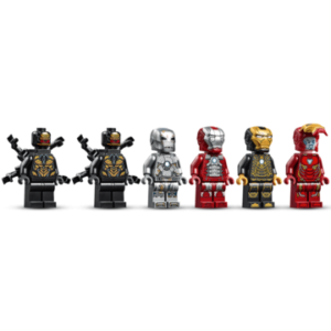 LEGO Marvel Super Heroes 76125 Iron Man Hall of Armor
