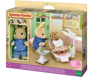 SF 5095 Country Dentist Set