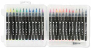 Studio Series Watercolor Brush Pen 24pk