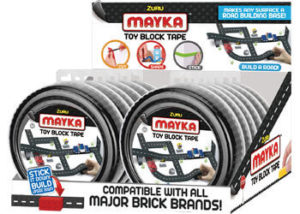 Zuru Mayka Road Block Tape 1.2metre