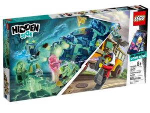 LEGO Hidden Side™ 70423 Paranormal Intercept Bus 3000