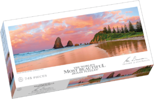 Ken Duncan Glasshouse Rocks Narooma NSW Puzzle 748pcs