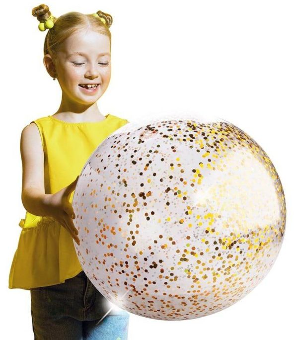 IS Giant Confetti Balloon Ball